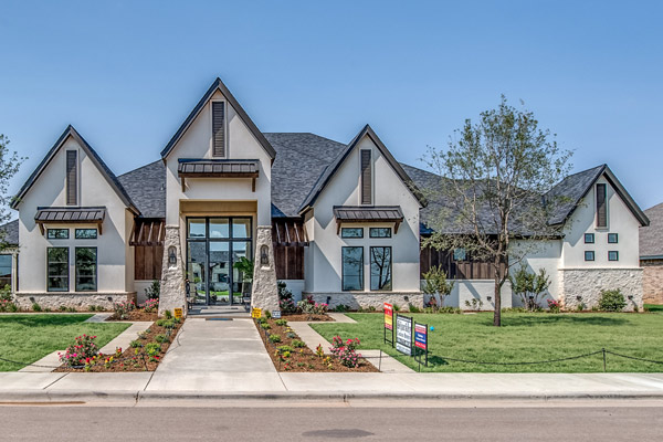 Residence With Electrical Services by Lubbock Elite Electric.