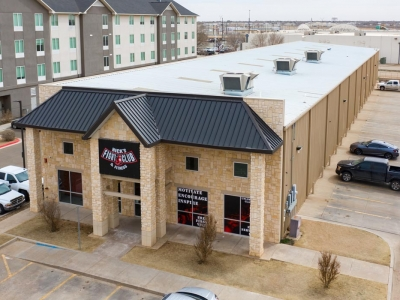 Alternate view of Nick's Fight Club & Fitness in Lubbock, Texas.