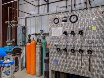 Highly specialized commerical conduit and electrical work in Lubbock industrial provider.