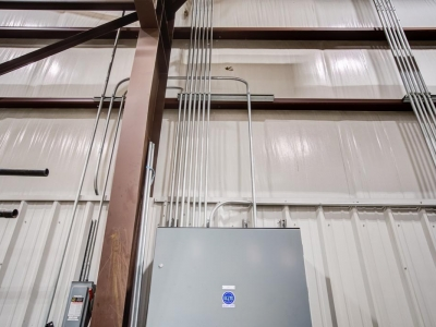 Industrial-grade commercial electrical work in Lubbock, performed by Lubbock Elite Electric.